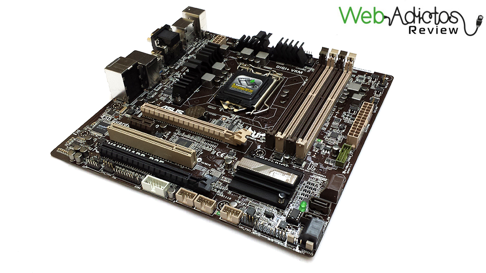 Motherboard ASUS Vanguard B85 [Reseña]