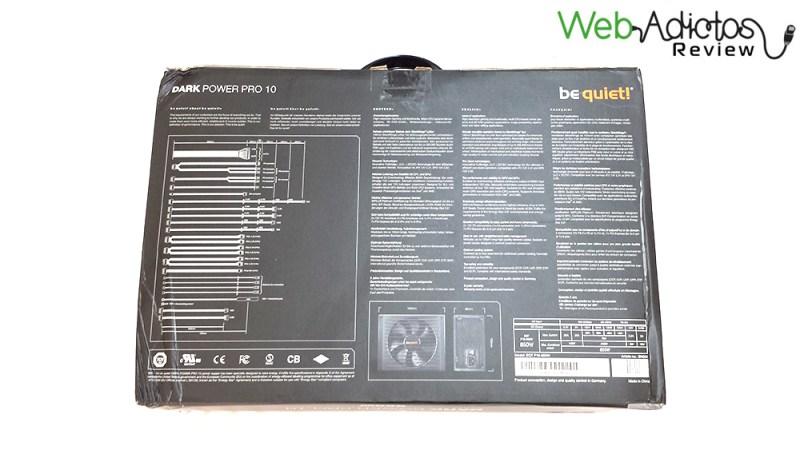 Be Quiet! Dark Power Pro 10 850W [Reseña] - 32