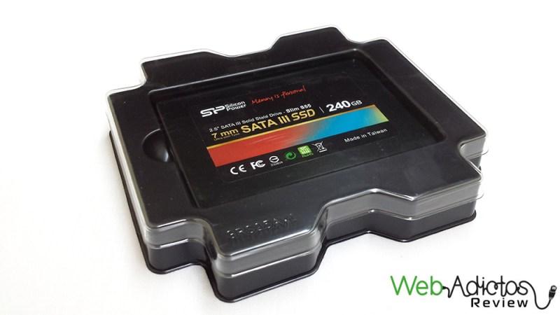 Silicon Power Slim S55 240GB [Reseña] - 47