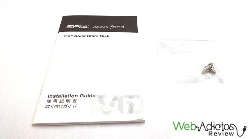 Silicon Power Slim S55 240GB [Reseña] - 57