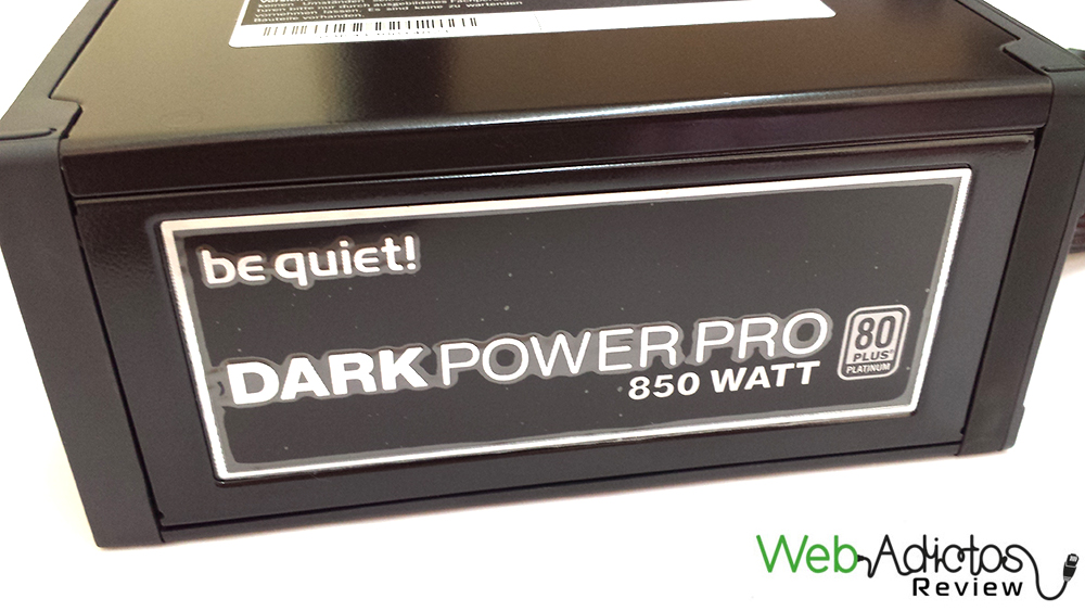 Be Quiet! Dark Power Pro 10 850W [Reseña] - 92