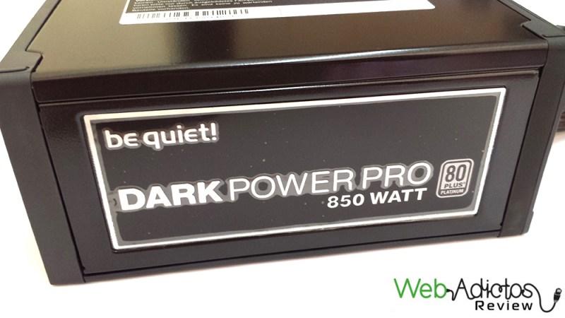 Be Quiet! Dark Power Pro 10 850W [Reseña] - 92
