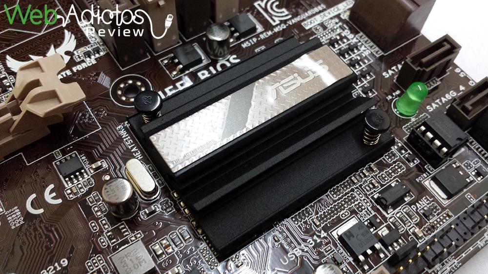 Motherboard ASUS Vanguard B85 [Reseña] - 96