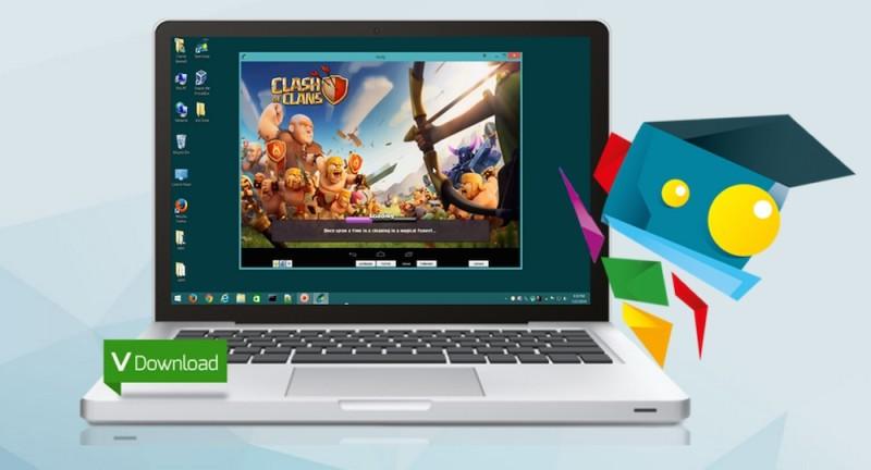 Mejores emuladores de Android para Windows y Mac - Andy-os-emulador-800x432