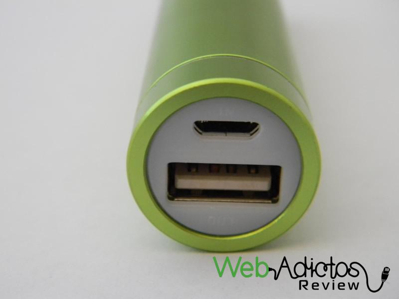 Batería externa Acteck Powerbank; Ligera, compacta y buen precio - Bateria-Externa-Acteck-PowerBank-MVPB-00336