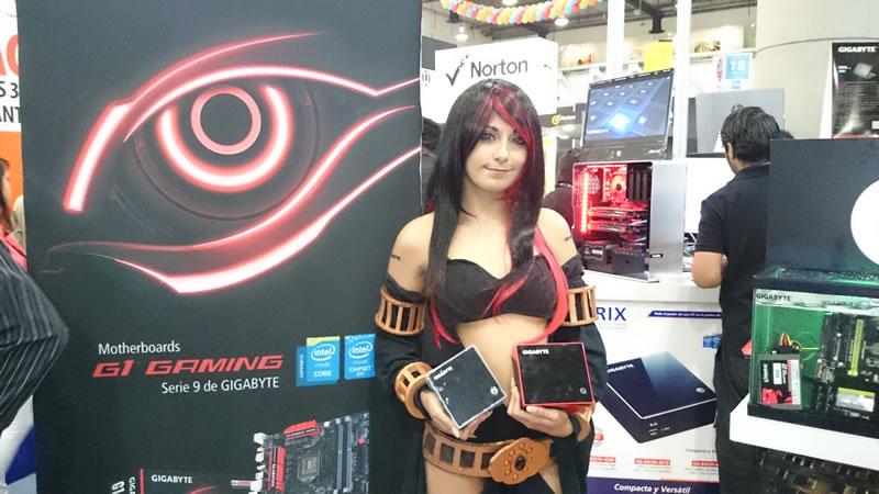 GIGABYTE Technology se presentó con éxito en la 24a Feria Internacional de Computación y Electrónica - GIGABYTE-Technology-Gaming