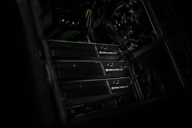 Nvidia presenta su nueva generación de GPU Nvidia Quadro - GPU-Nvidia-Quadro