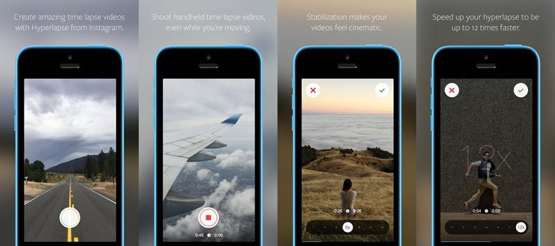 Hyperlapse, la app de Instagram que acelera tus videos y te va a encantar - Hyperlapse-acelerar-videos-time-lapse