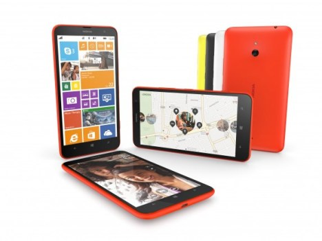 Nuevo Lumia 1320 es presentado en México por Microsoft - Lumia-1320-Set