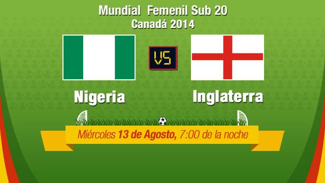 Nigeria vs Inglaterra, Mundial Femenil Sub 20 - Nigeria-vs-Inglaterra-en-vivo-Mundial-Femenil-Sub-20