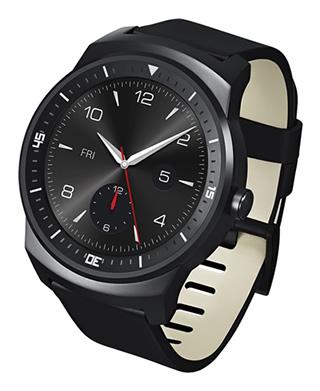 Así será el LG G Watch R que se presentará en IFA 2014 - Reloj-LG-G-WATCH-R
