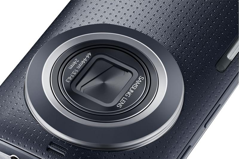 Samsung GALAXY K Zoom: Cámara profesional y smartphone - Samsung-Galaxy-K-Zoom
