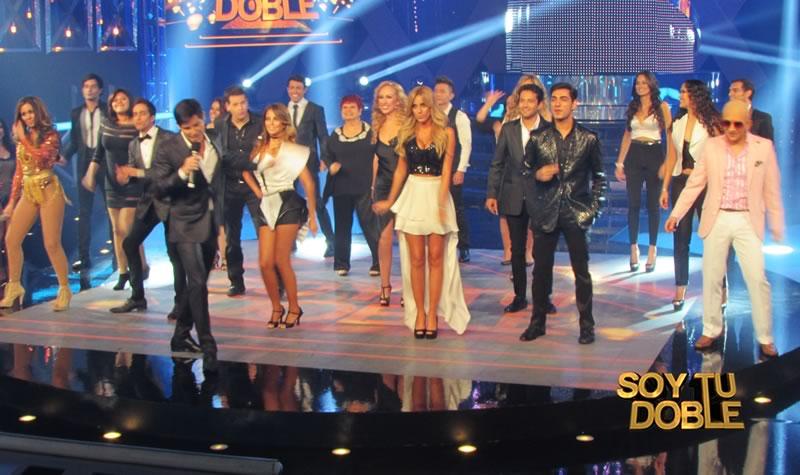 Soy Tu Doble de TV Azteca por el trece y por internet ¡No te lo pierdas! - Soy-Tu-Doble-En-vivo-de-TV-Azteca