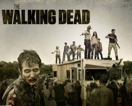 The Walking Dead en Netflix América Latina ¡Muy pronto!