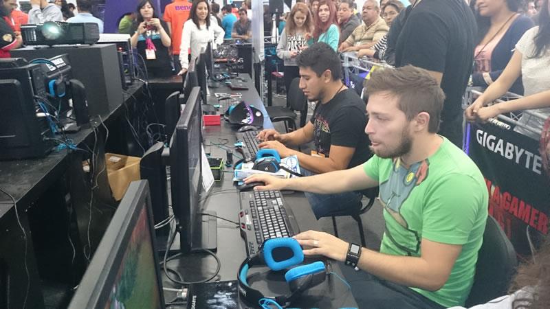 GIGABYTE Technology se presentó con éxito en la 24a Feria Internacional de Computación y Electrónica - WEREVERWERO-GIGABYTE
