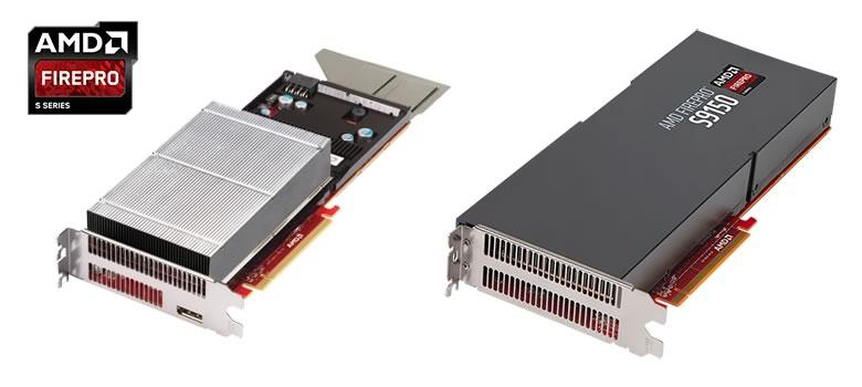 AMD presenta FirePro S9150, la GPU más potente del mundo para servidor de cómputo de alto rendimiento - amd-firepro-S9150-S9050