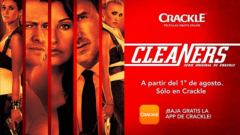 cleaners crackle Cleaners, la primera serie original de Crackle ¡No dejes de verla!