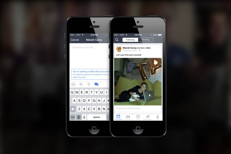 Facebook Mentions ya está disponible en México - descargar-facebook-mentions