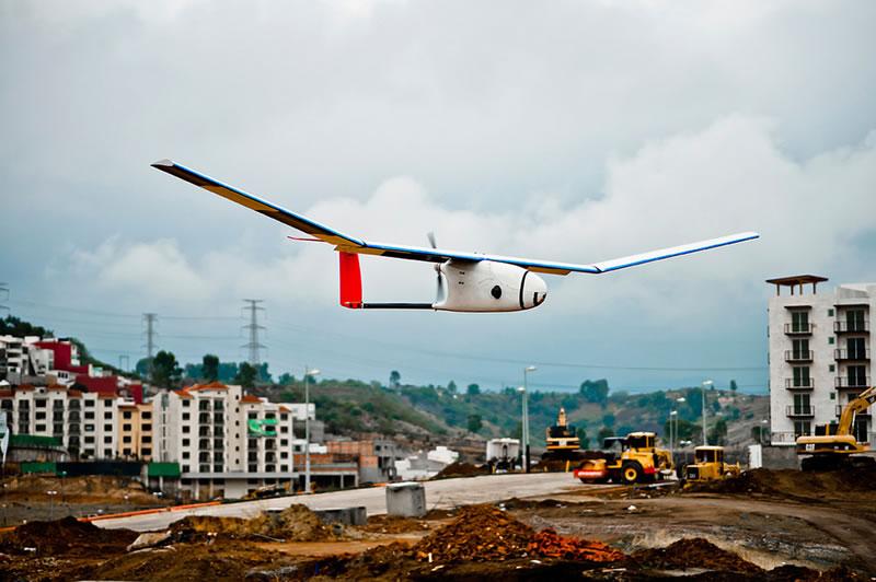 Diseñan drones en México para identificar plagas en cultivos - drones-mexico