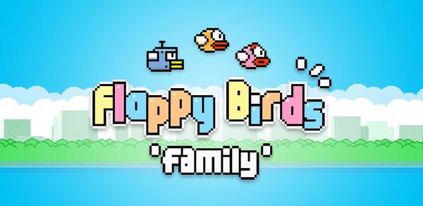 ¡Flappy Bird regresó con multijugador y otras novedades! - flappy-birds-family