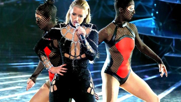 Ver la repetición de los MTV VMAs 2014 - iggy-azalea-vmas-2014