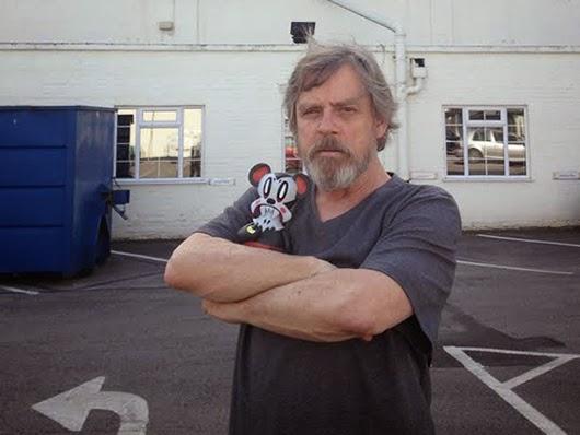 Este es el nuevo diseño de los Stormtroopers de Star Wars Episodio VII - mark-hamill