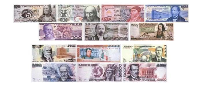 ¿Cómo se hacen los billetes en México? - primeros-billetes-fabricados-en-mexico