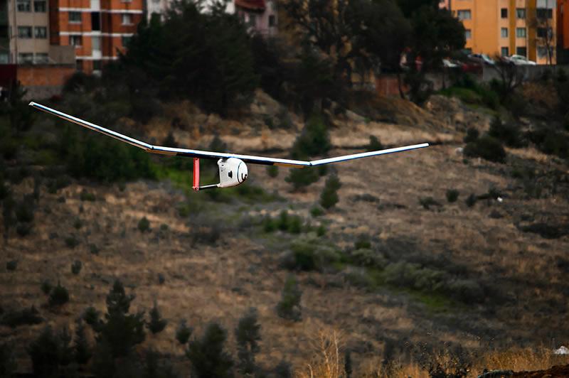quetzal aeroespacial drones mexico Diseñan drones en México para identificar plagas en cultivos