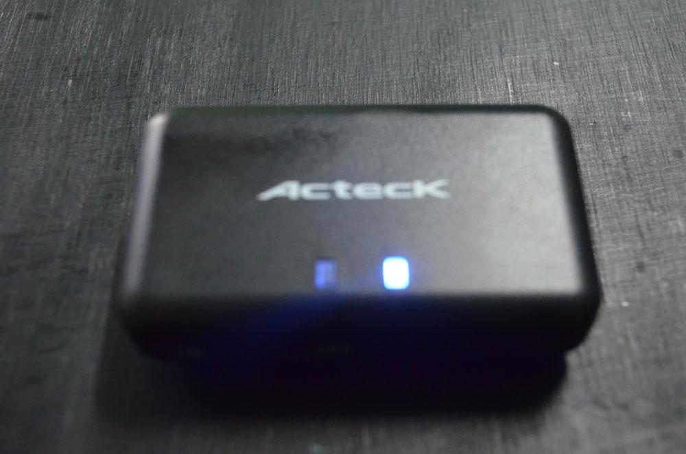 El receptor bluetooth de Acteck convierte cualquier bocina en wireless [Reseña]