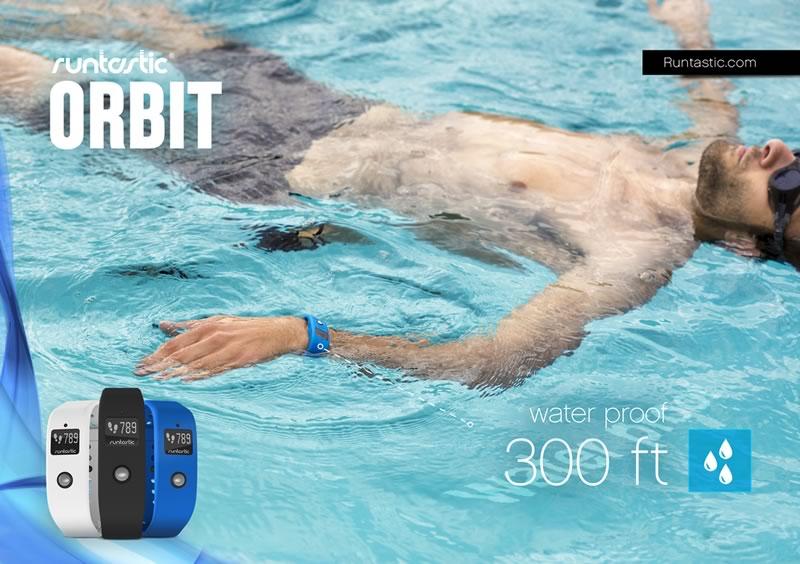 Runtastic Orbit, el nuevo Wearable para monitorear tus actividades físicas - runtastic-orbit-water-proof