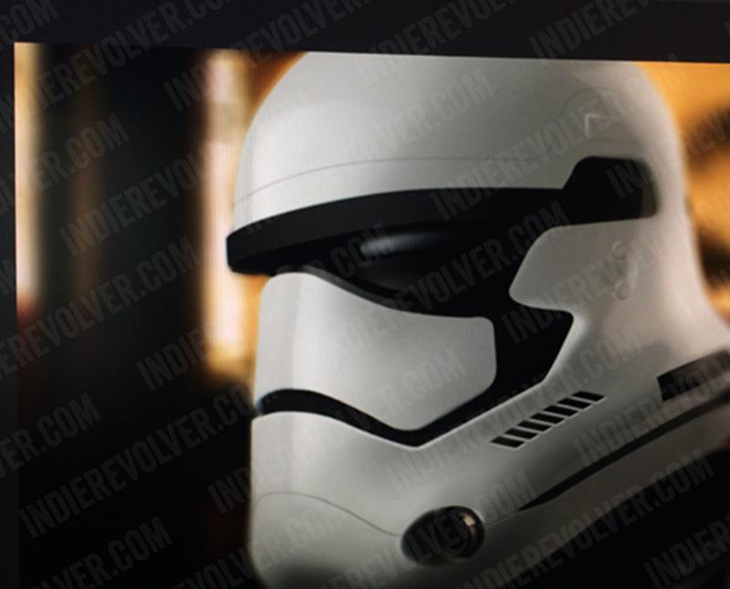 stormtrooper episodio vii Este es el nuevo diseño de los Stormtroopers de Star Wars Episodio VII