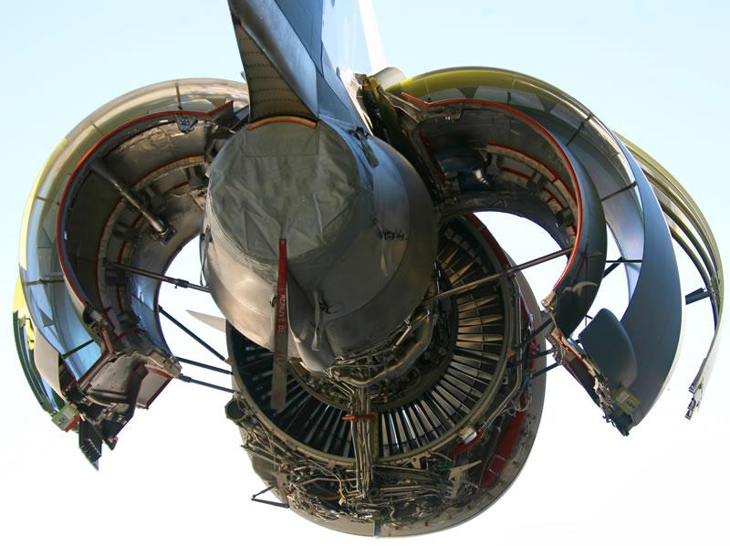 Convierten desechos industriales en recubrimientos para turbinas aeronáuticas - turbinas-aeronauticas