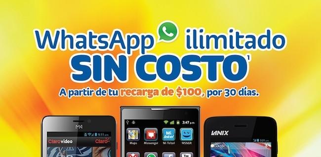 whatsapp gratis WhatsApp gratis en Amigo de Telcel, ¡entérate cómo!