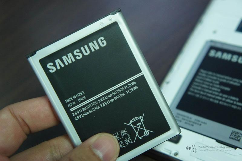 Científicos logran aumentar la capacidad de baterías para smartphones y tablets - Bateria-de-Smartphones-y-Tablets