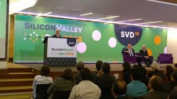 Así se vivió el primer Silicon Valley Day en México - Ceremonia-de-apertura-Andres-Roemer-Consul-general-de-Mexico-en-San-Francisco-en-presencia-de-Mayor-Edwin-M-Lee-y-Rector-Tec-de-Monterrey-Alfonso-Pompa