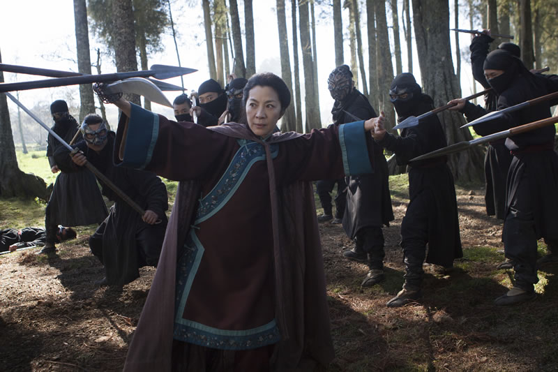 Crouching Tiger, Hidden Dragon: The Green Legend, La primera película original de Netflix - Crouching-Tiger-Hidden-Dragon-The-Green-Legend