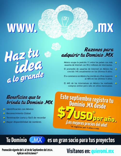 Primeros pasos para ofrecer tus servicios online en México - Dominios-MX-baratos-septiembre