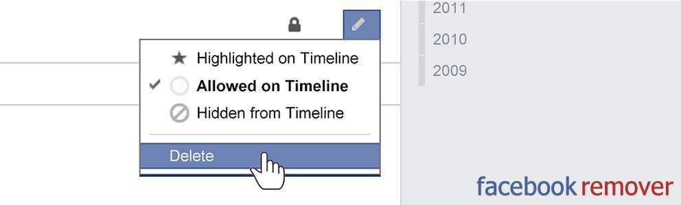 Elimina todo lo de tu Facebook rápidamente con Facebook Activity Remover - Facebook-Activity-Remover-Eliminar-Contenido-Facebook