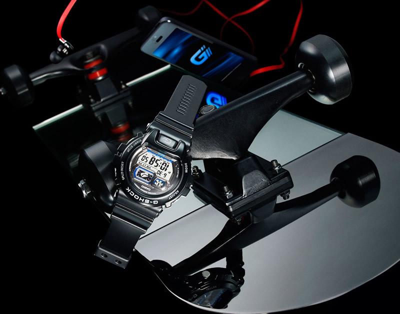 G-Shock Bluetooth, los relojes Casio que se conectan a tu smartphone - G-Shock-Bluetooth