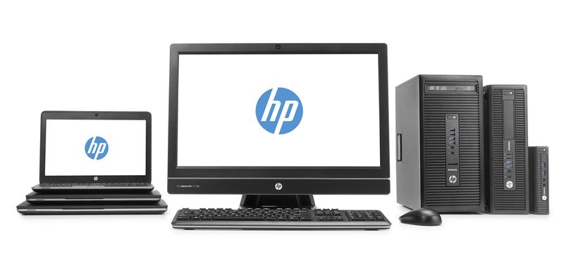 Conoce la nueva serie Elite de HP con tecnología AMD - HP-EliteOne-Family