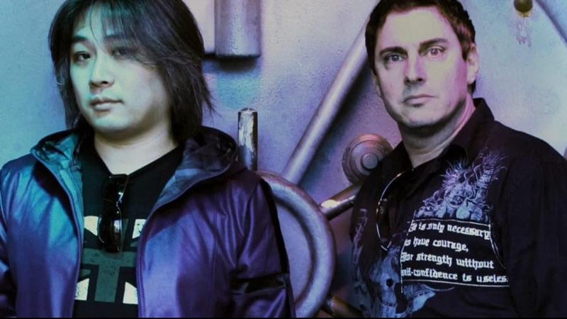 Crush 40, la banda de SEGA se presentará en México - Johnny-Gioeli-y-Jun-Senoue-de-Crush-40