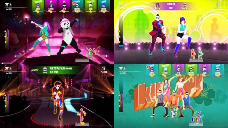 Just Dance Now, la versión de Just Dance para smartphones saldrá el 25 de Septiembre - Just-Dance-Now-Moviles