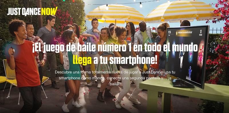 Just Dance Now, la versión de Just Dance para smartphones saldrá el 25 de Septiembre - Just-Dance-Now