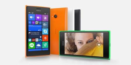 Lumia 730 y 735, dos smartphones diseñados para selfies