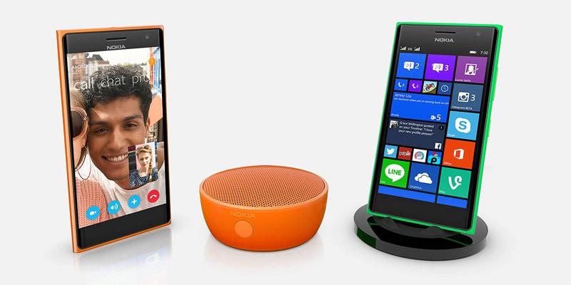 Lumia 730 y 735, dos smartphones diseñados para selfies - Lumia-730-Dual-SIM
