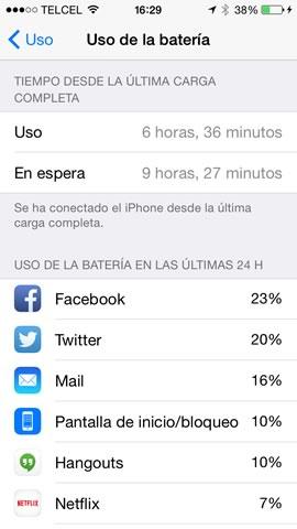 Esto es lo nuevo que puedes hacer con iOS 8 en tu iPhone y iPad - Uso-de-la-Bateria-iOS-8