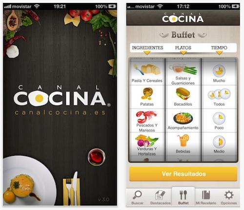 5 aplicaciones para cocinar como expertos en iOS y Android - canal-cocina
