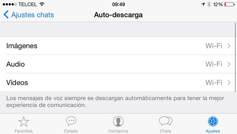 WhatsApp para iPhone se actualiza con mejoras en privacidad, multimedia y ¡más! - descarga-imagenes-whatsapp