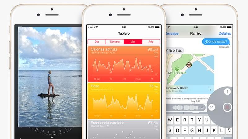 iOS 8 estará disponible el día de hoy, conoce sus novedades - iOS-8-HealthKit