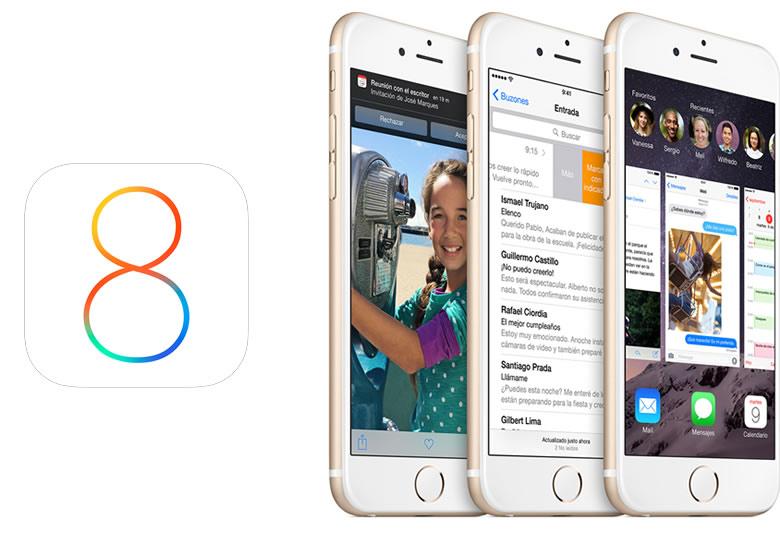 iOS 8 estará disponible el día de hoy, conoce sus novedades - iOS-8-novedades